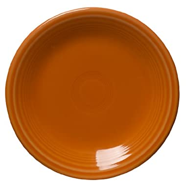 Fiesta 7-1/4-Inch Salad Plate, Tangerine