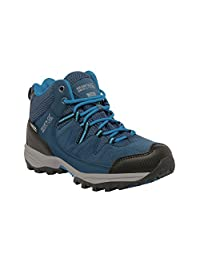 Regatta Great Outdoors Childrens/Kids Holcombe Mid Cut Waterproof Walking Boots
