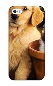 New Style Jessica E Lester Dogs S Premium Tpu Cover Case For Iphone 5/5s