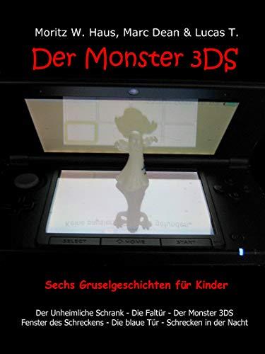 Der Monster 3DS: Gruselgeschichten für Kinder (German