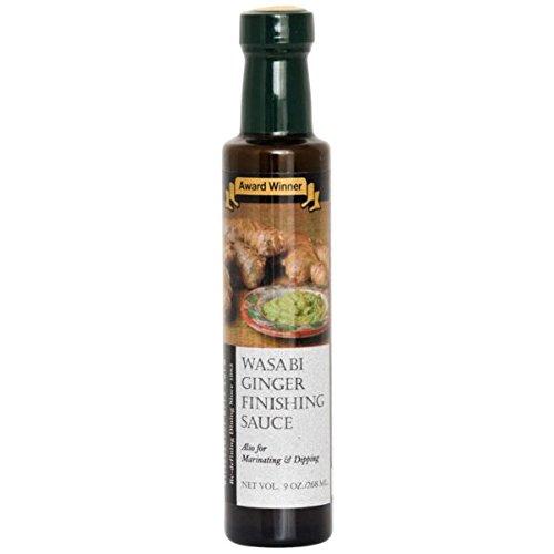 - Bittersweet Herb Farm Finishing Sauce Wasabi Ginger 9 oz Bottle