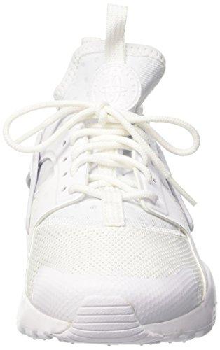 Nike Air Huarache Run Ultra Gs, Zapatos para Correr Unisex Bebé Blanco (Bianco)