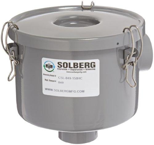 Solberg CSL-849-150HC Inlet Filter, 1-1/2