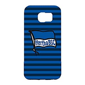 Hertha BSC Phone Case Perfect Hertha BSC Logo 3D Phone Case Snap on Samsung Galaxy S6