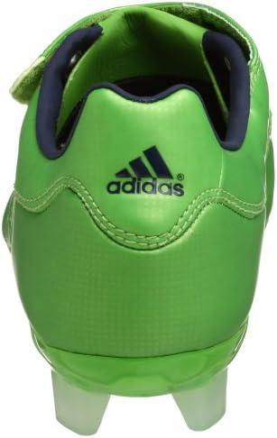 adidas F30.8 TRX FG Chaussures de Football, VertIndigo