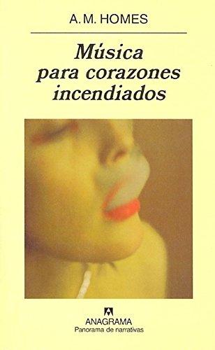 Musica Para Corazones Incendiados (Spanish Edition)