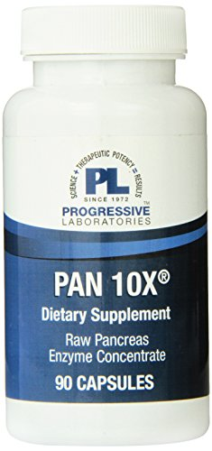 Progressive Labs Pan 10X Supplement, 90 Count