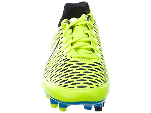 Tacchetta Da Calcio Nike Womens Magista Orden Fg (volt, Blue Lagoon)
