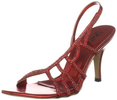 Rouge L18208w L18208W Sandales Unze femme HtR1cq