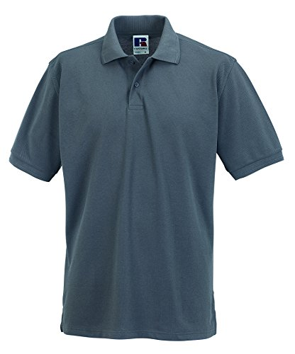 Russell Piqué Workwear Polo Robuste Gris ZdwUOWPx