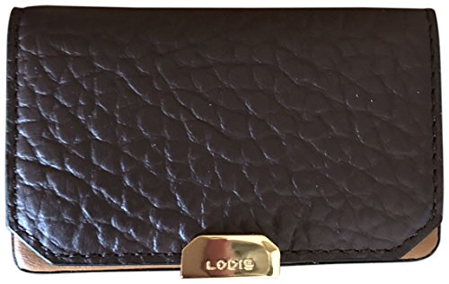 Lodis Borrego Under Lock & Key Mini Credit Card Holder