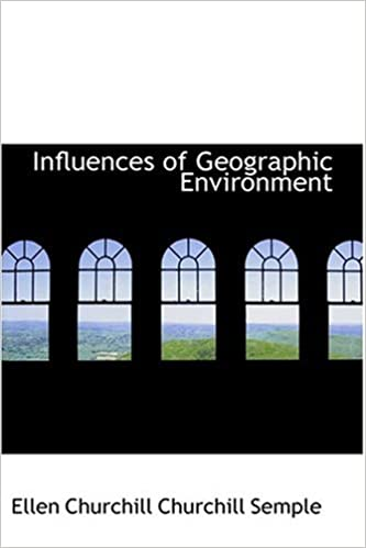 Book Influences of Geographic Environment