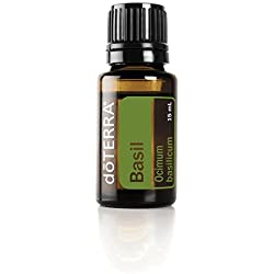 doTERRA Basil Essential Oil - 15 mL