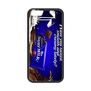 "Cadbury Chocolate Bar Pattern Productive Back Phone Case For Apple Iphone 6,4.7"" screen Cases -Style-10"