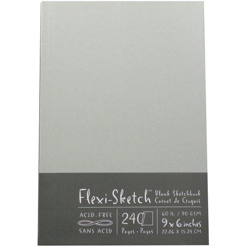 Flexi Mist - Flexi-Sketch Blank Sketchbook 9