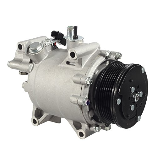 AUTEX AC Compressor and A/C Clutch Assembly CO 4919AC 38800RRBA010  Replacement for Acura CSX 2006 2007 2008 2009 2010 2 0L/Honda Civic 2006  2007 2008