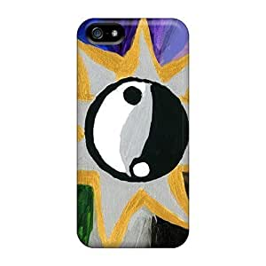 Brand New For SamSung Galaxy S6 Phone Case Cover Defender Cases For For SamSung Galaxy S6 Phone Case Cover (rainbow Yinyang)