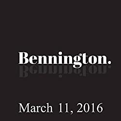 Bennington, Eddie Pepitone and Louie Anderson, March 11, 2016