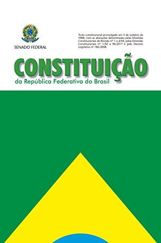 Oferta ➤ Constituição da República Federativa do Brasil de 1988: Atualizada até a Emenda 96   . Veja essa promoção