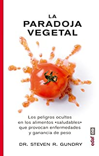 Book Cover: LA PARADOJA VEGETAL