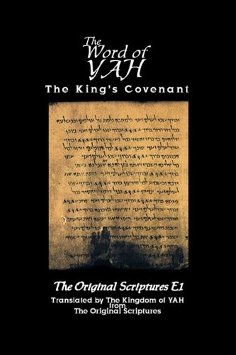 Download The Word of Yah pdf