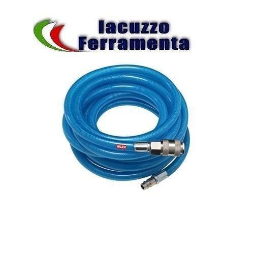 TUBO FLESSIBILE PER ARIA COMPRESSA MT 5 VALEX 1120036 COMPRESSORE