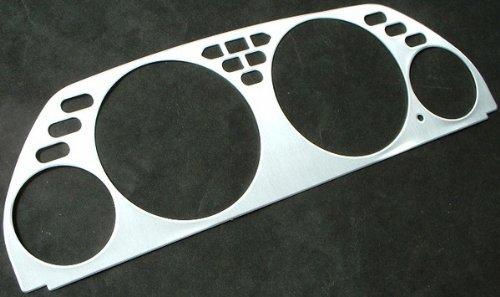 90 91 92 93 Acura Integra MT Manual Transmission Billet Aluminum Gauges Cluster Bezel Trim