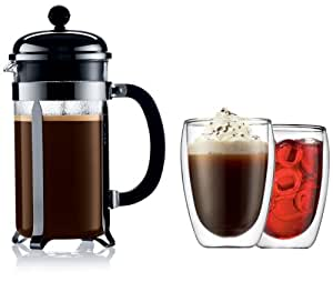Amazon Thermal Coffee Glasses
