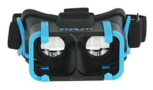 Fibrum Pro - Gafa Realidad Virtual Universal 4 a 6