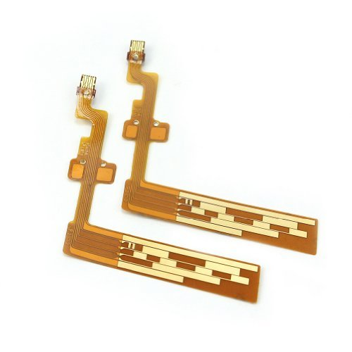 1 Pair Lens Focus Aperture Flex Cable For Canon 18-55mm Replacement Repair Part (Cable 55mm)