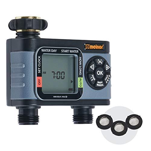 Melnor 65076-AMZ HydroLogic 2-Zone