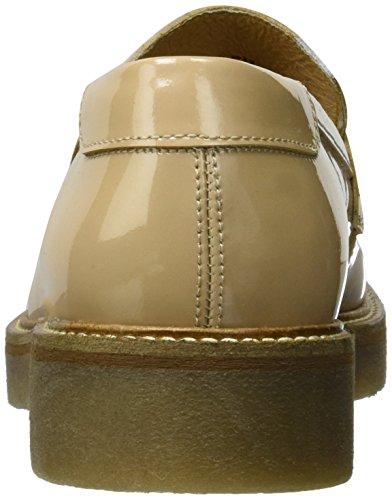 Kickers Oxmox, Mocasines para Mujer Beige (Chair)