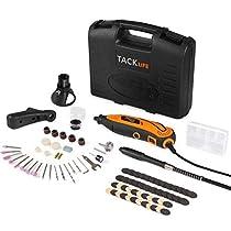 TACKLIFE- Rotary Tool Kit