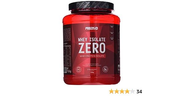Prozis Zero Whey Isolate, Fresa - 750 gr: Amazon.es: Salud y ...