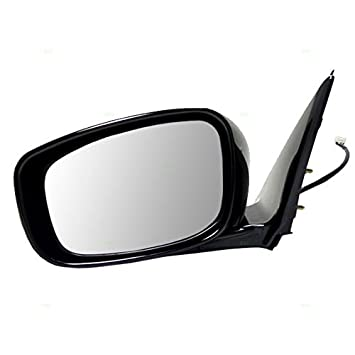 amazon com drivers power side view mirror heated replacement for