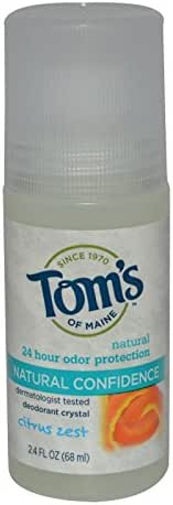 Deodorant: Tom's of Maine Mineral Confidence Deodorant Crystal