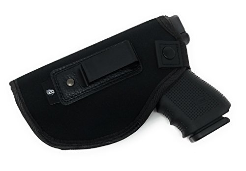 Px4 Storm 9 Mm - IWB Gun Holster By PH - Concealed Carry Soft Material | Soft Interior | Fits Glock 17 19 23 25 32 38 | Sig Sauer P320 | Springfield XDS 4