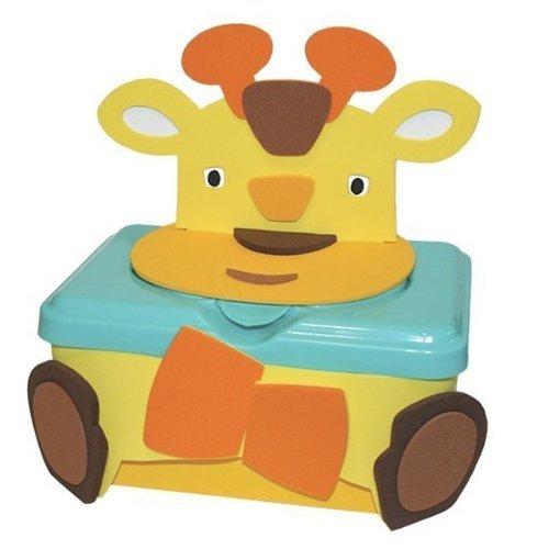 Baby Wipe Huggers - Giraffe