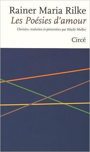 Livres gratuits Les poésies d'amour pdf ebook
