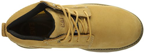 Industrial Reset Caterpillar ESD Toe Parker Shoe Men's Construction Steel Honey wqO1TXq
