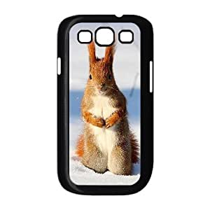 VNCASE Squirrel Phone Case For Samsung Galaxy S3 i9300 [Pattern-1]