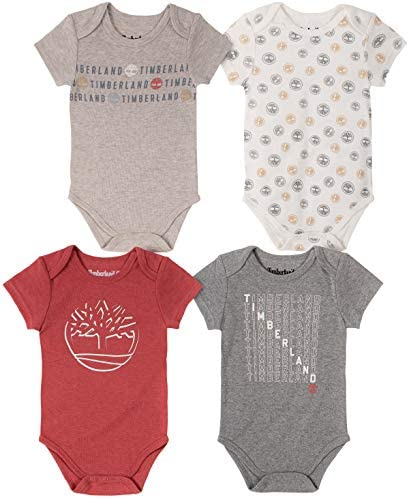 Timberland Baby Boys' 4 Pieces pack