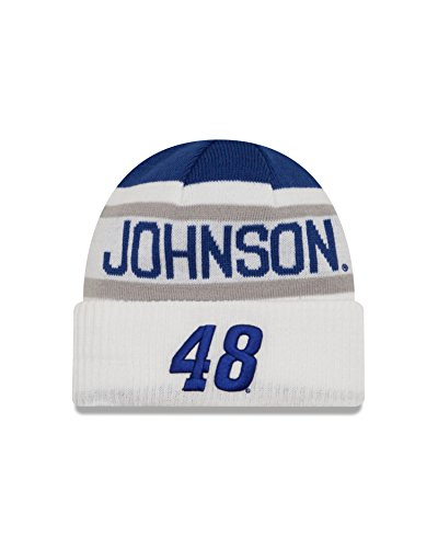 nascar-hendrick-motorsports-jimmie-johnson-lowes-biggest-fan-20-knit-beanie-one-size-blue