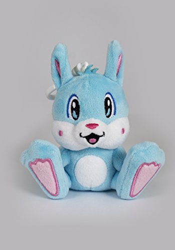 Scentco Smanimal Backpack Buddies - Scented Plush Toy Clips - Cotton Candy Bunny