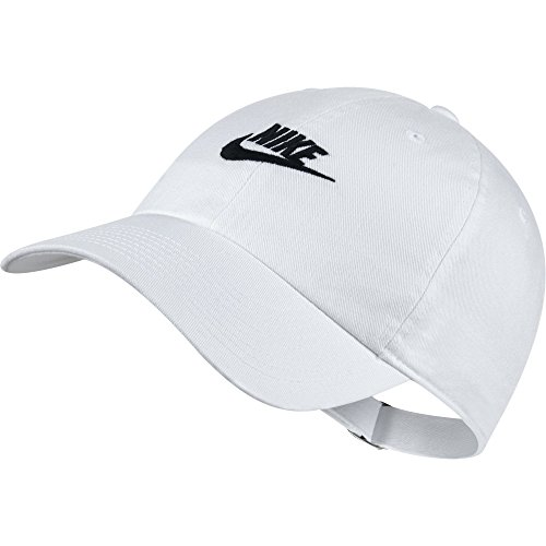 NSW White white de Tenis Hombre Washed U H86 Gorra Nike Futura Black v5YSz