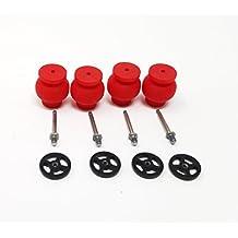 Parrot Bebop 2 Drone OEM Shaft & Rubber Red Balls
