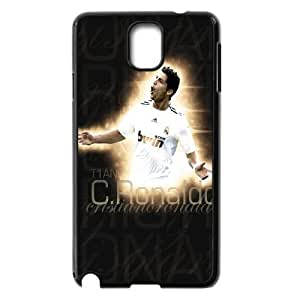 High Quality Phone Back Case Pattern Design 13Handsome man Cristiano Ronaldo Series- For Samsung Galaxy NOTE3 Case Cover