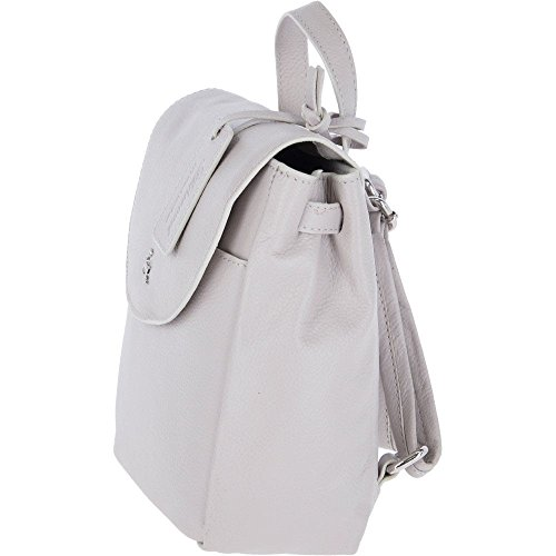 White Backpack Mini Leather Off Ashwood 61915 Size One gIqHpxx4w