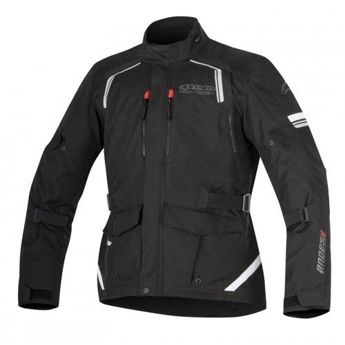 Alpinestars Andes V2 Drystar Men's Street Motorcycle Jackets - - Accessories Ande Chromes