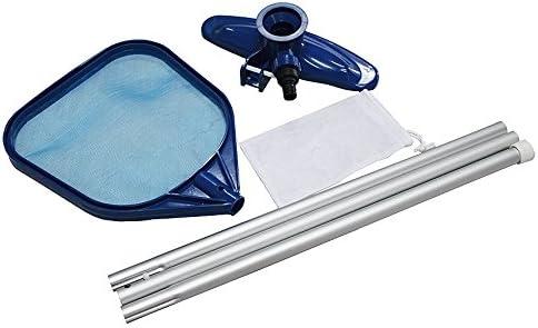 JILONG 290698 Kit Mantenimiento Piscina, Azul, 161 x 5 x 5 cm ...